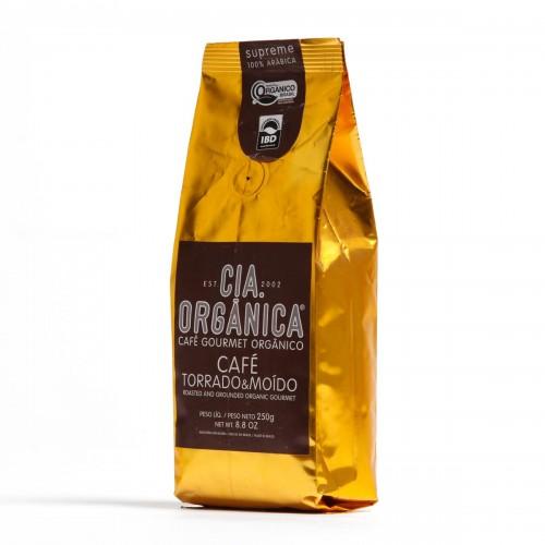 Cia. Orgânica – Café Orgânico Supreme Pó 250g