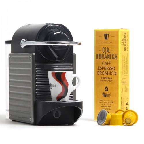 Cápsulas de café compatível com Sistema Nespresso®